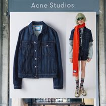 【17AW NEW】 Acne Studios_men / Tent /デニムジャケットNV