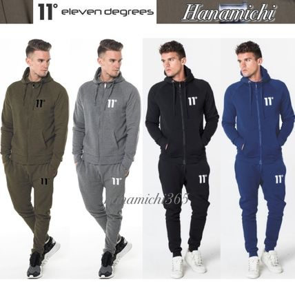 11 Degrees セットアップ 11 Degrees*Pull Over/Sweat Hoodieジョガーパンツ*セットアップ