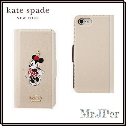 *kate spade*iPhone7/8 Case for minnie mouse【関税・送料込】