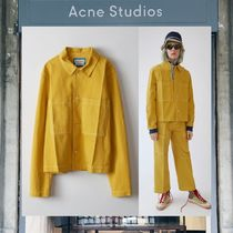 【17AW NEW】 Acne Studios_men / Bridge dyeデニムジャケットYE