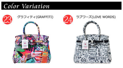 SAVE MY BAG トートバッグ SAVE MY BAG トートバッグ Mサイズ 10204N MISS PRINTED LYCRA(5)