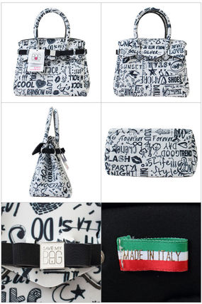 SAVE MY BAG トートバッグ SAVE MY BAG トートバッグ Sサイズ 10104N PETITE MISS PRINTED(2)