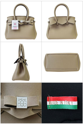 SAVE MY BAG トートバッグ SAVE MY BAG トートバッグ Ssize 10104N PETITE MISS METALLICS(2)