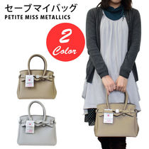 SAVE MY BAG トートバッグ Ssize 10104N PETITE MISS METALLICS