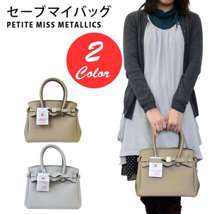 SAVE MY BAG トートバッグ SAVE MY BAG トートバッグ Ssize 10104N PETITE MISS METALLICS