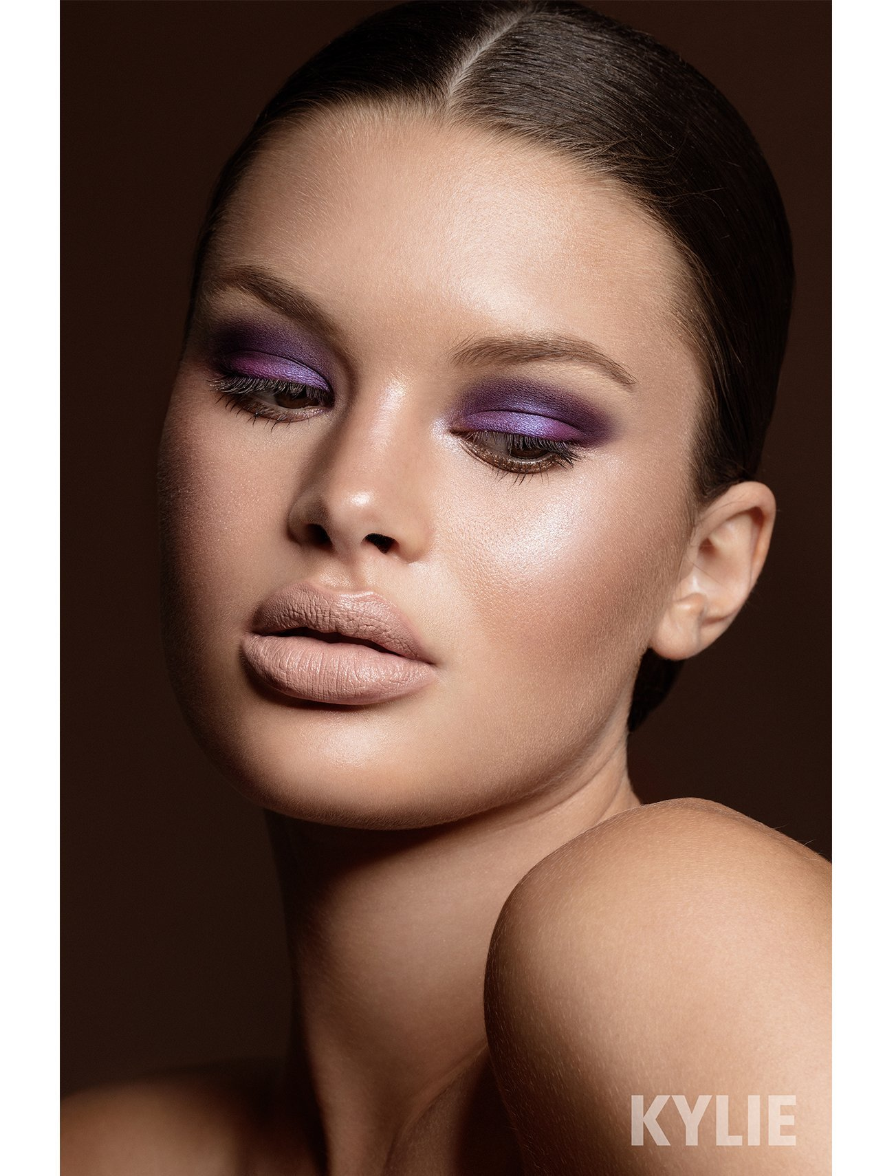 New,KYLIE THE PURPLE PALETTE SHADOW, eye shadow palette