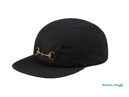 Supreme Horsebit Camp Cap 2017 FW
