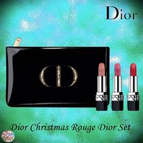 Dior☆Dior Christmas Rouge Dior Set リップスティックセット