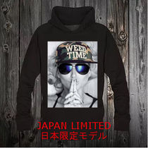 JAPAN LIMITED!!★NO COMMENT PARIS★パーカーweed time送関込
