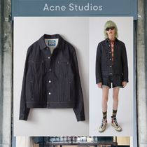 【17AW NEW】 Acne Studios_men / Pass/デニムジャケットNV