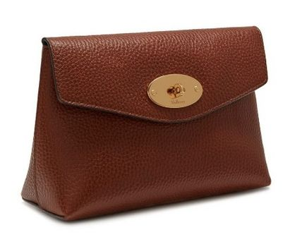 Mulberry メイクポーチ Mulberry Darleyコスメティックポーチ7色 RL5018-346G110(4)