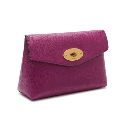 Mulberry メイクポーチ Mulberry Darleyコスメティックポーチ7色 RL5018-346G110(17)