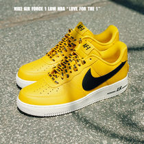 NIKE★AIR FORCE 1 LOW NBA★LOVE FOR THE 1★ロゴ