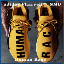 【adidas】激レア☆ Pharrellコラボ NMD  HUMAN RACE NMD Yellow