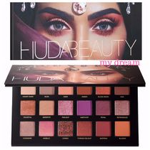 HUDA BEAUTY★Desert Dusk Eyeshadow Palette 全18色