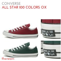 ★CONVERSE★ALL STAR 100 COLORS OXオールスター カラーズ