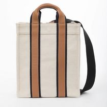 17/18AW TOTE BAG leather marb
