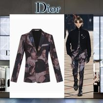 "【17AW NEW】 Christian Dior_men /""BigMoshPit 2007""ジャケット"