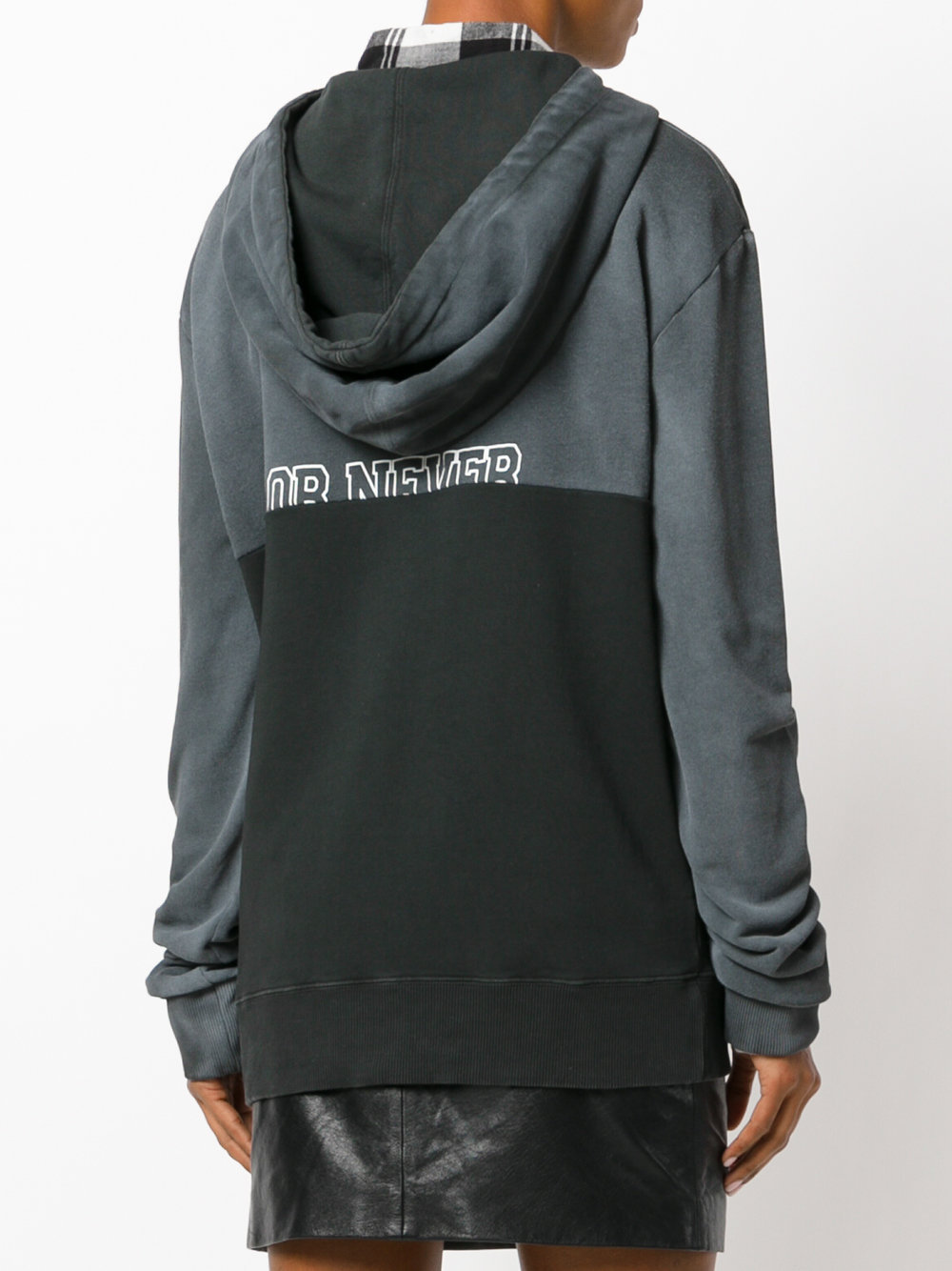 """17-18AW WSL1164 """"LOVE ME FOREVER OR NEVER"""" HOODIE"""