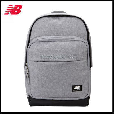 (ニューバランス) SPRING BACKPACK L/Grey NBGC7S1104
