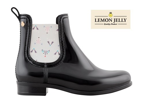 【LEMON JERRY】 WILD 04 Kid ankle boot Rose