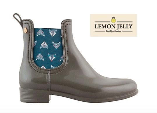 【LEMON JERRY】 WILD 03 Kid ankle boot Metal Green
