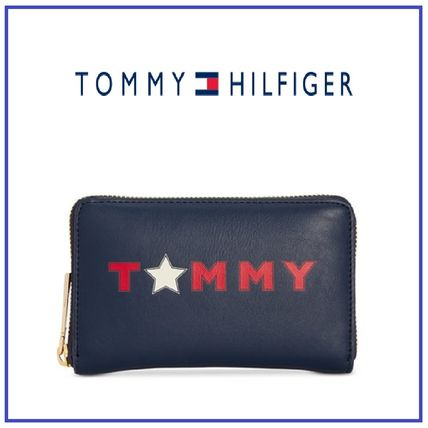 Tommy Hilfiger Smooth Medium Zip-Around  ダブルジップ長財布