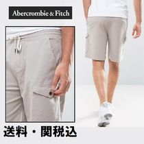 Abercrombie & Fitch カーゴ パンツ Twill Knit