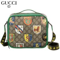 【GUCCI(グッチ)】 Green Crested Lunchbox (22cm)