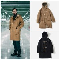 日本未入荷COVERNATのWOOL DUFFLE COAT 全2色