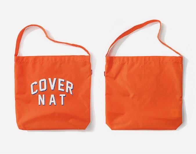 日本未入荷COVERNATのNYLON PACKABLE BAG 全3色