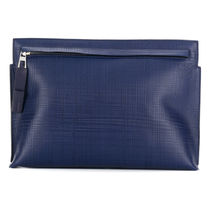 ∞∞LOEWE∞∞ T Pouch クラッチバッグ☆ブルー