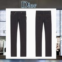 【17AW NEW】 Christian Dior_men /ZIP AND CORDデニムBL