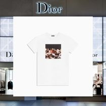 "【17AW NEW】 Christian Dior_men /""Mosh Pit""TシャツWH"