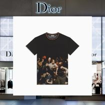 "【17AW NEW】 Christian Dior_men /""Big Mosh Pit""TシャツBK"