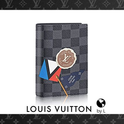 Louis Vuitton クーヴェルテュール・パスポール LVリーグ*国内発