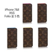 【Louis Vuitton】iPhone7 ケース Folio 全5色