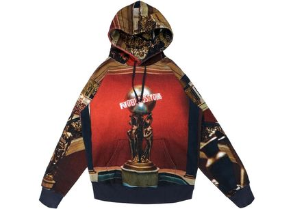 Supreme パーカー・フーディ 8 week FW17 (シュプリーム) X Scarface World Is Yours Hooded