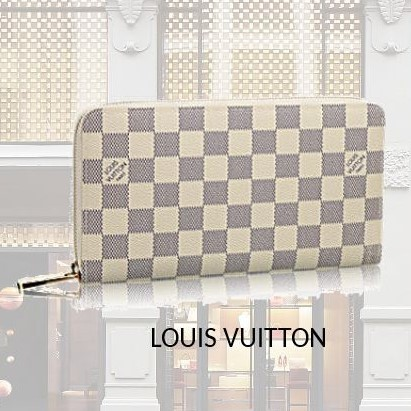 【Louis Vuitton】ジッピー・オーガナイザー☆ダミエ・アズール