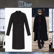 "【17AW NEW】Christian Dior_men/""TAILORED""カシミヤコート"