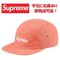 *Supreme* ★Overdyed Ripstop Camp Cap★ボックスロゴキャップ