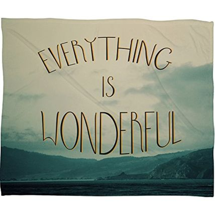 Deny Designs Chelsea Victoria Everything Is Wonderful