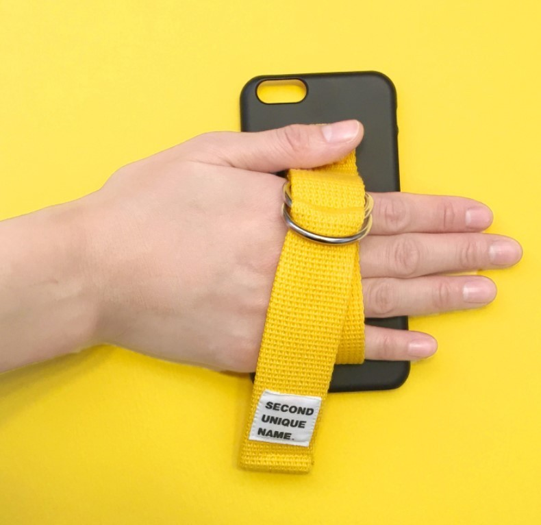SUN CASE BLACK YELLOW