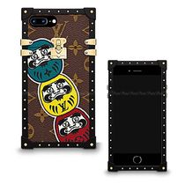 日本限定☆Louis Vuitton EYE TRUNK/歌舞伎iPhone7/8Plusケース