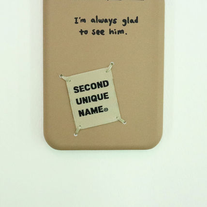 SECOND UNIQUE NAME iPhone・スマホケース 【NEW】「SECOND UNIQUE NAME」 GRAPHIC STORY 正規品(7)