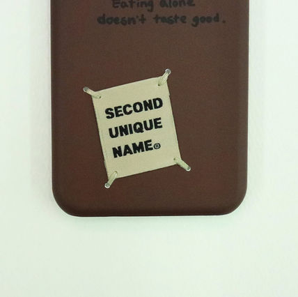SECOND UNIQUE NAME iPhone・スマホケース 【NEW】「SECOND UNIQUE NAME」 GRAPHIC STORY 正規品(8)