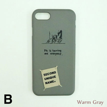 SECOND UNIQUE NAME iPhone・スマホケース 【NEW】「SECOND UNIQUE NAME」 GRAPHIC STORY 正規品(10)