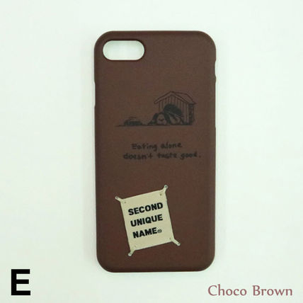 SECOND UNIQUE NAME iPhone・スマホケース 【NEW】「SECOND UNIQUE NAME」 GRAPHIC STORY 正規品(13)
