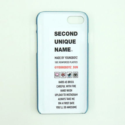 SECOND UNIQUE NAME iPhone・スマホケース 【NEW】「SECOND UNIQUE NAME」 GRAPHIC STORY 正規品(14)