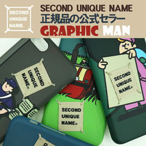 【NEW】「SECOND UNIQUE NAME」 GRAPHIC MAN 正規品